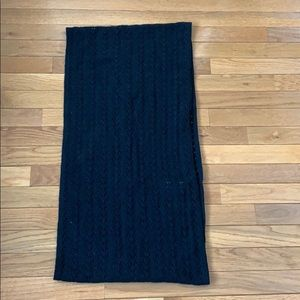 Eternity scarf 80% wool 20% cashmere